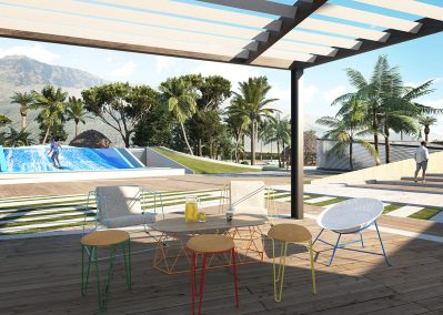 rendering-3d-esterni-surf-house-concept-pool