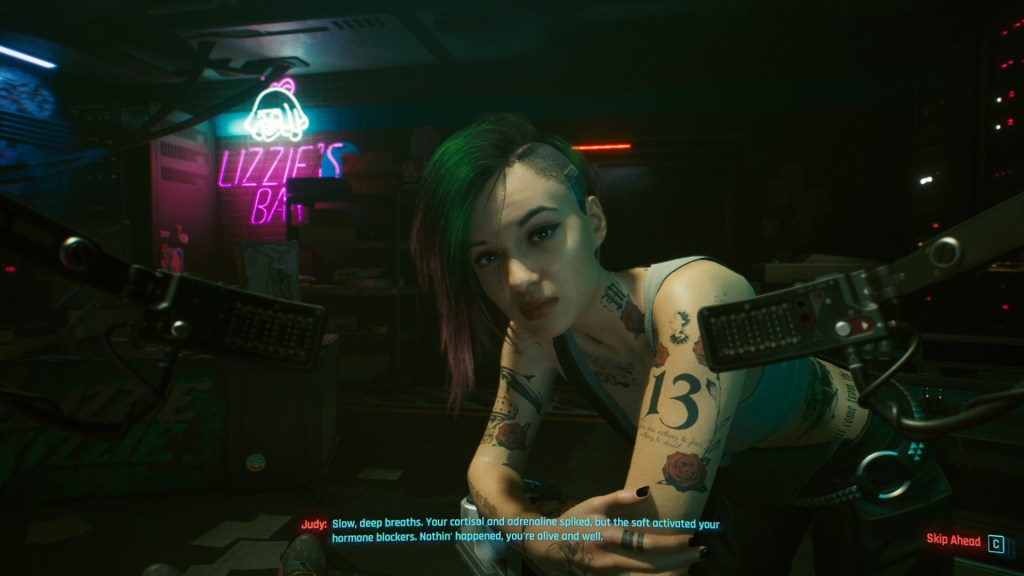 cyberpunk 2077 a retro futuristic fantasy with huge potential if you can ignore the cyberjank hyperedge embed