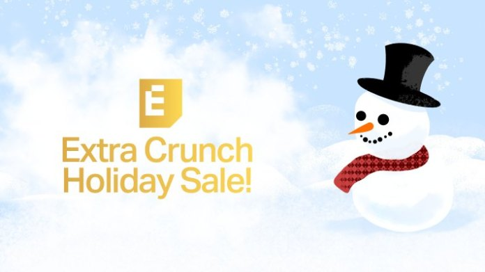 holiday sale save 10 on extra crunch membership hyperedge embed image