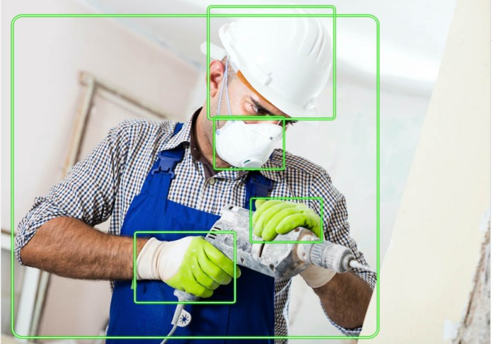 accelerating the deployment of ppe detection solution to comply with safety guidelines hyperedge embed image