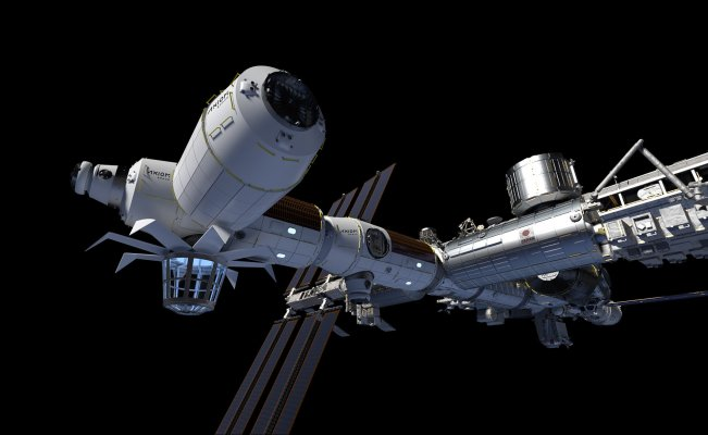 axiom space raises 130 million for its commercial space station ambitions hyperedge embed image