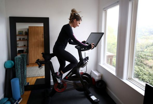 peloton will pump 100m into delivery logistics to ease supply concerns hyperedge embed image