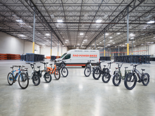rad power bikes raises 150 million as electric bike sales boom hyperedge embed image