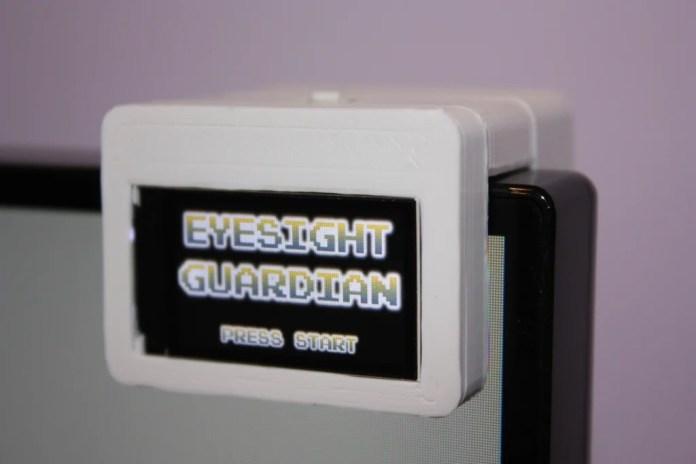 avoid eyestrain with the help of the eyesight guardian hyperedge embed image