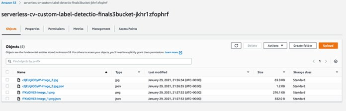 batch image processing with amazon rekognition custom labels 2 hyperedge embed image