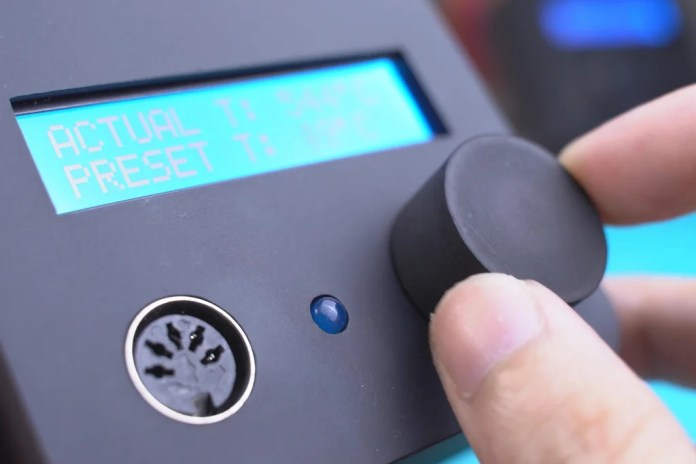 homebrew hakko 907 digital soldering station 1 hyperedge embed image