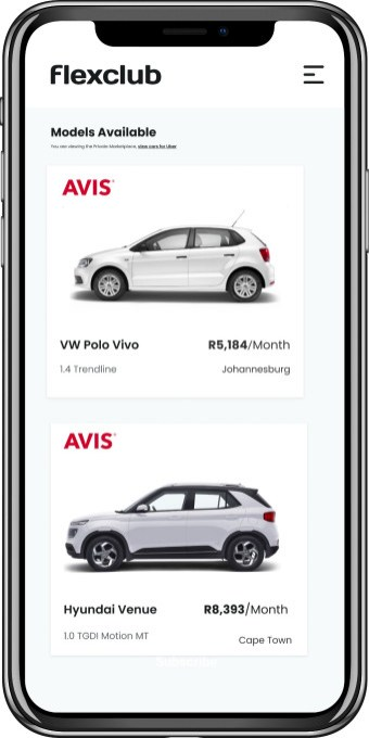 south africas flexclub adds 5m to seed round to scale its car subscription marketplace 1 hyperedge embed image