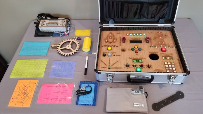 spacecase is an escape room in a suitcase hyperedge embed image