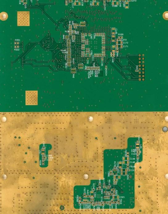 Surface finish ENIG PCB