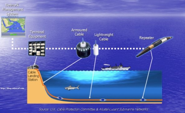 Submarine cable system