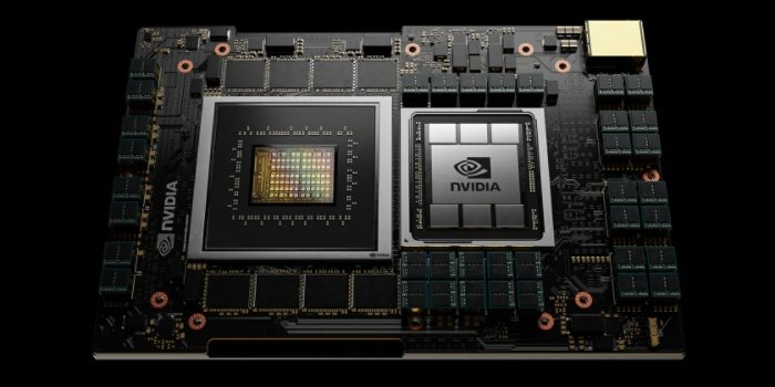 NVIDIA Grace is the company's first data center CPU