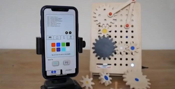 Gear machine Arduino project