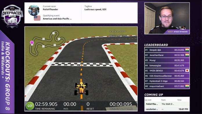 win a digital car and personalize your racer profile on the aws deepracer console 4 hyperedge embed image