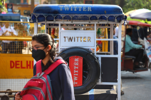 india objects to manipulated label on politicians tweets hyperedge embed image