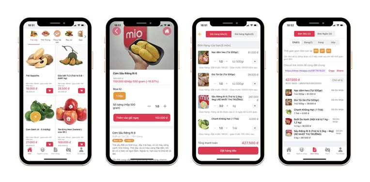 mio a social commerce startup focused on smaller cities and rural areas in vietnam raises 1m seed hyperedge embed image