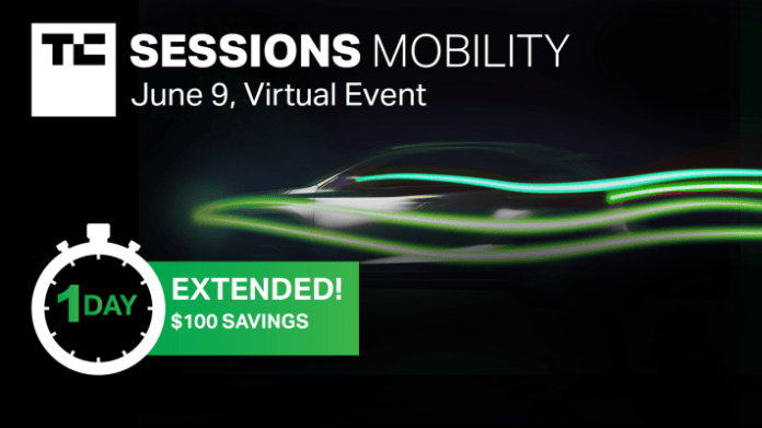 tc sessions mobility 2021 early bird price extended for one more day hyperedge embed image