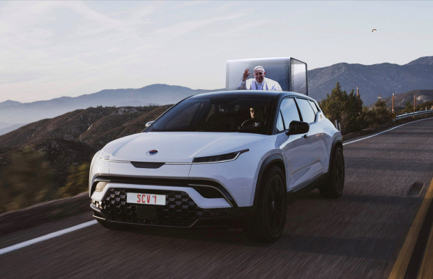 the first electric popemobile will be a fisker ocean suv hyperedge embed image