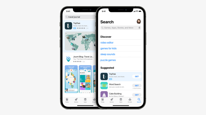 this week in apps app store advertising expands google play plans for safety epic v apple trial begins 1 hyperedge embed image