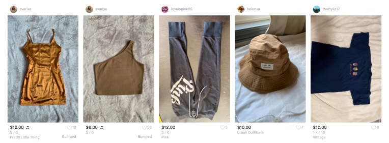 vinted raises 303m for its 2nd hand clothes marketplace used by 45m and now valued at 4 5b hyperedge embed image