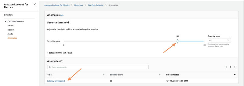 connect to your amazon cloudwatch data to detect anomalies and diagnose their root cause using amazon lookout for metrics 21 hyperedge embed image