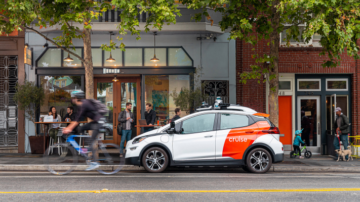 cruise can now give passengers rides in driverless cars in california hyperedge embed