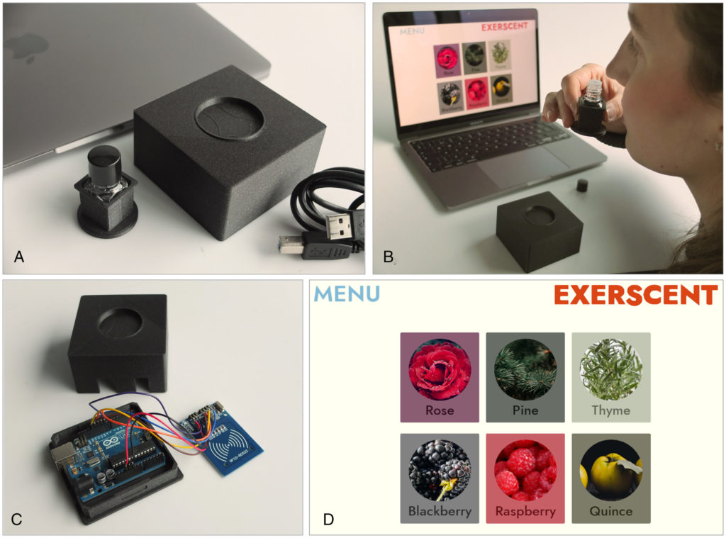 exerscent is a remote olfactory assessment system hyperedge embed image