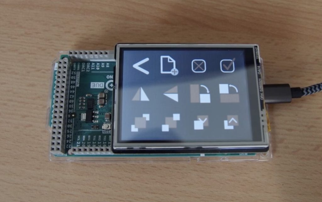 the crumble deck is a stream deck alternative based on an arduino due 1 hyperedge embed image
