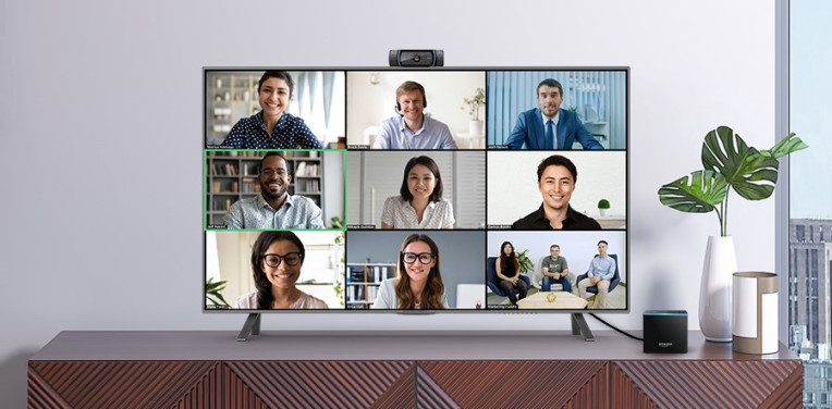 amazons fire tv cube now supports zoom calls on your tv hyperedge embed