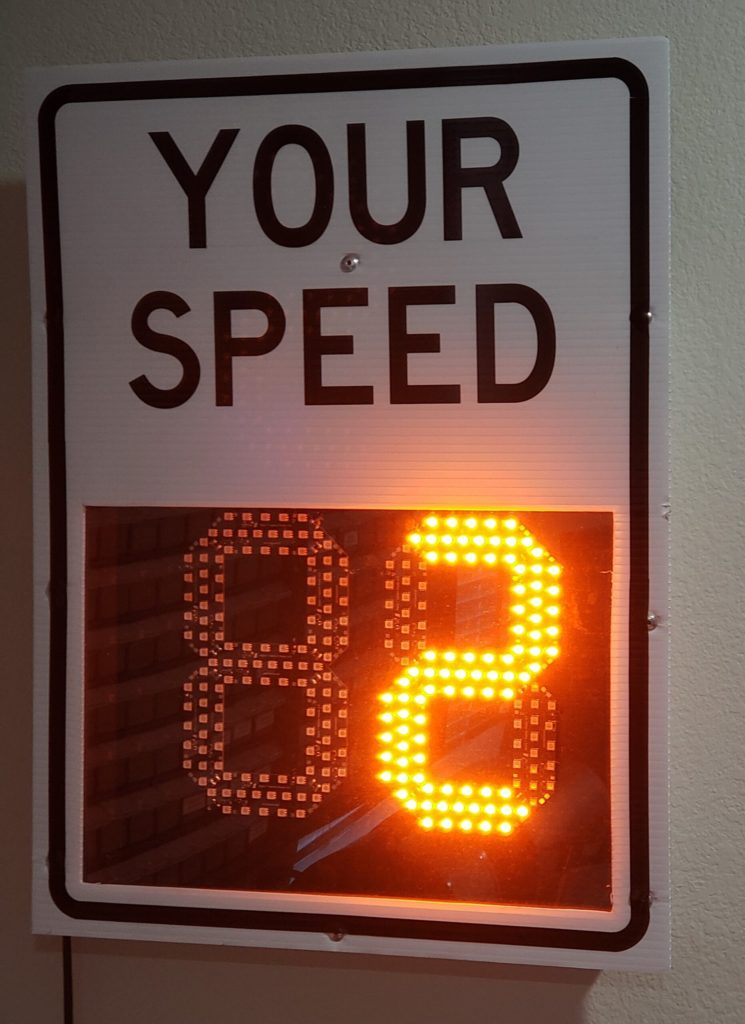 diy radar speed sign looks and works like the real thing 1 hyperedge embed