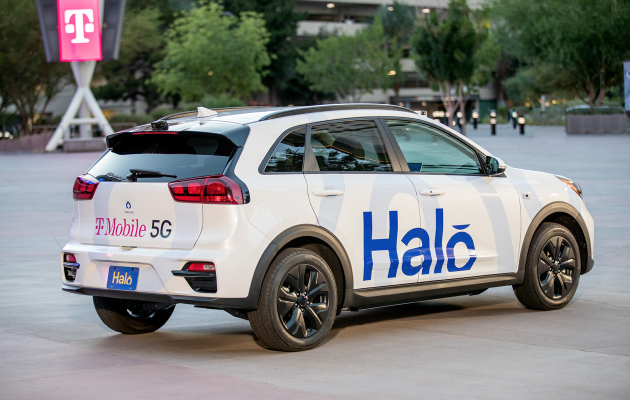 halo will launch a remotely operated car service powered by 5g in las vegas hyperedge embed image