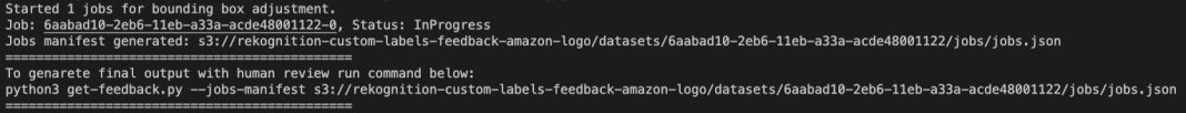 simplify data annotation and model training tasks with amazon rekognition custom labels 10 hyperedge embed image