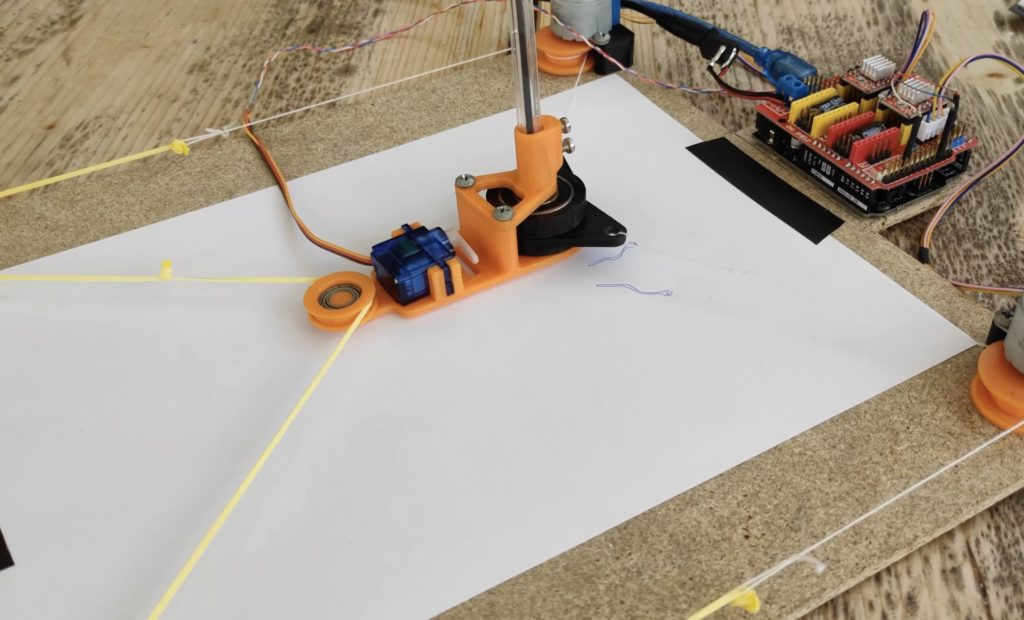 this may be one of the cheapest and easiest cnc drawing machines youll find hyperedge embed