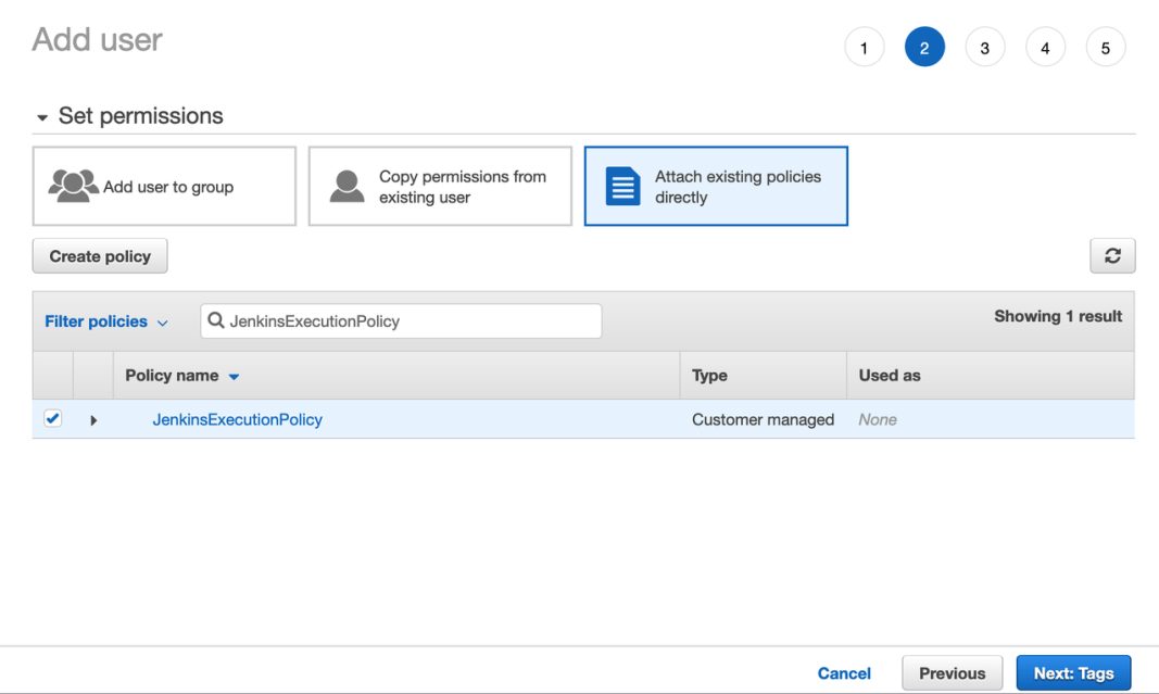 create amazon sagemaker projects using third party source control and jenkins 6 hyperedge embed
