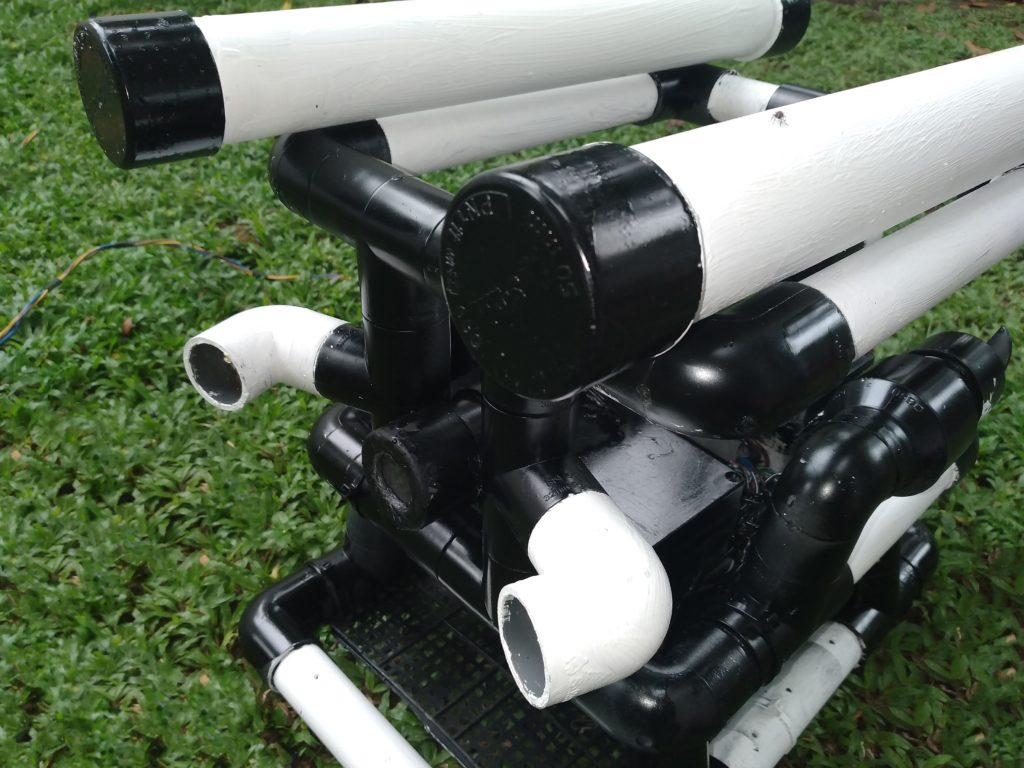 an arduino powered underwater rov made out of pvc pipe 1 hyperedge embed