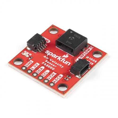 SparkFun Air Velocity Sensor Breakout - FS3000 (Qwiic)