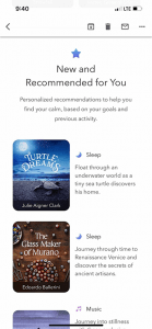 personalizing wellness recommendations at calm with amazon personalize 2 hyperedge embed