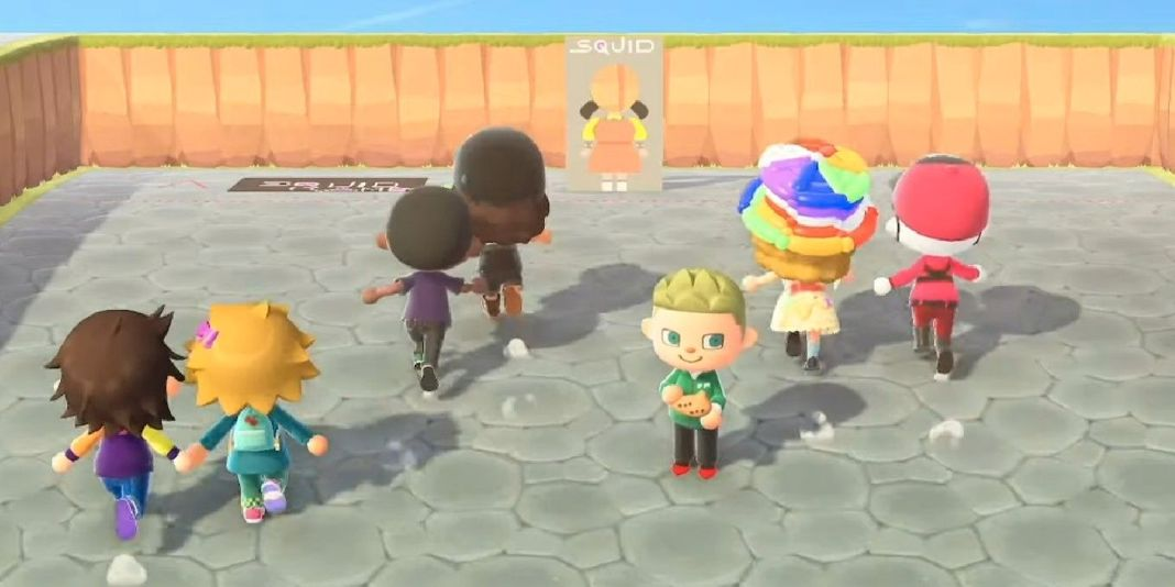 animal crossing streamer hosts squid game with big bells prize hyperedge embed