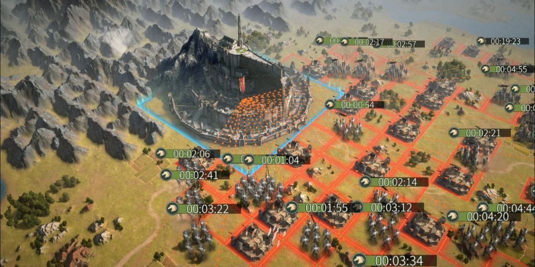 how to fight a mock battle in the lord of the rings rise to war 1 hyperedge embed