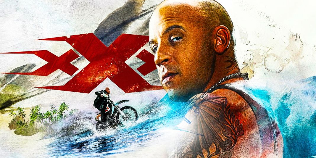 xxx 4 should borrow from fast furious and introduce xander cages family 1 hyperedge embed