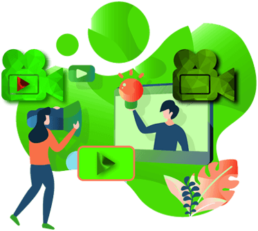 business video production hyper effects