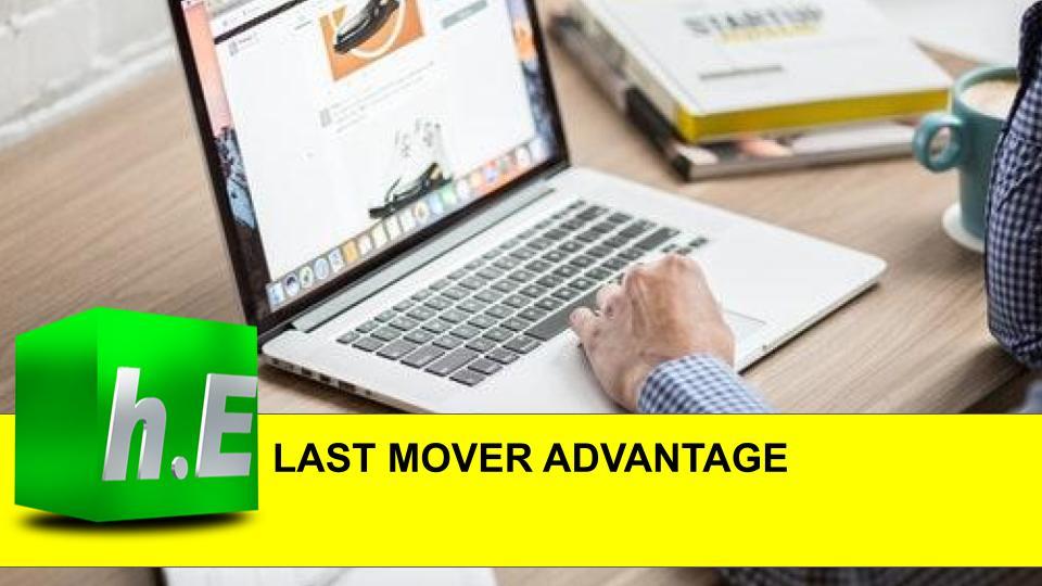 last-mover-advantage
