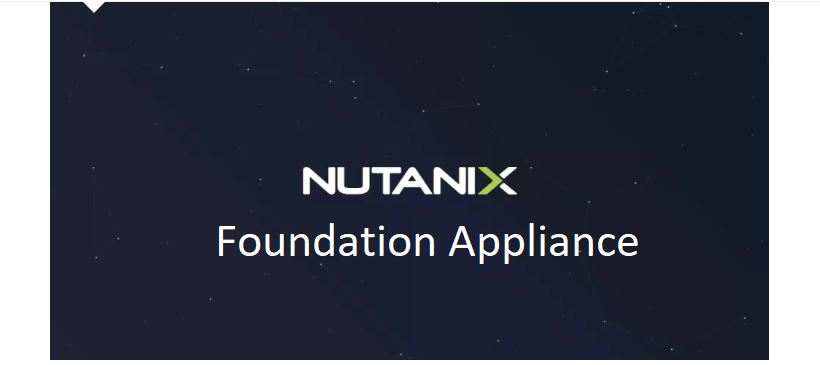 Nutanix Foundation