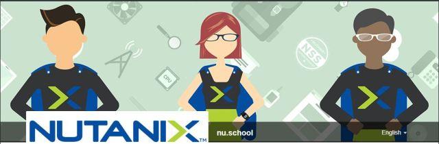 Nutanix Nuschool