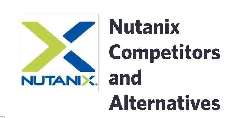 Nutanix Top 5 Competitors