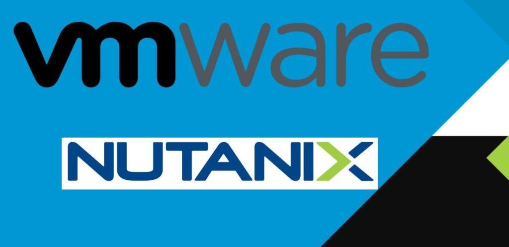 Nutanix VMware vSphere ESXi Cluster