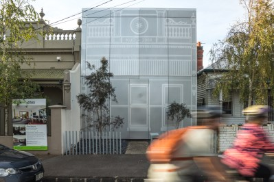 Perforated House / Kavellaris Urban Design / Melbourne