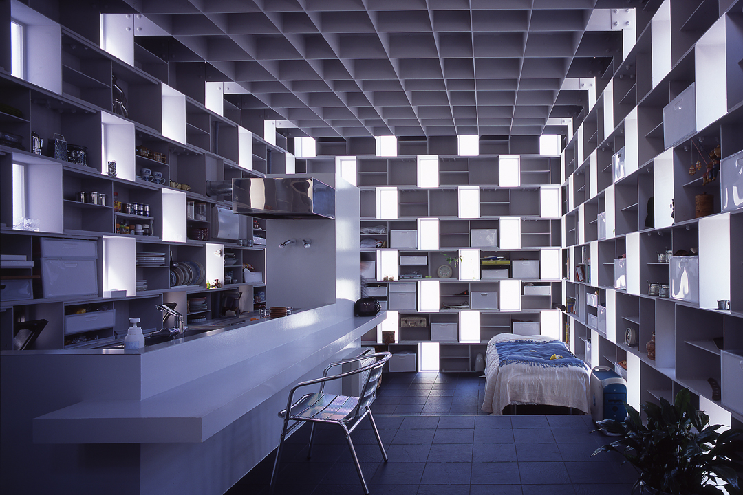 Cell Brick / Yasuhiro Yamashita / Tokyo