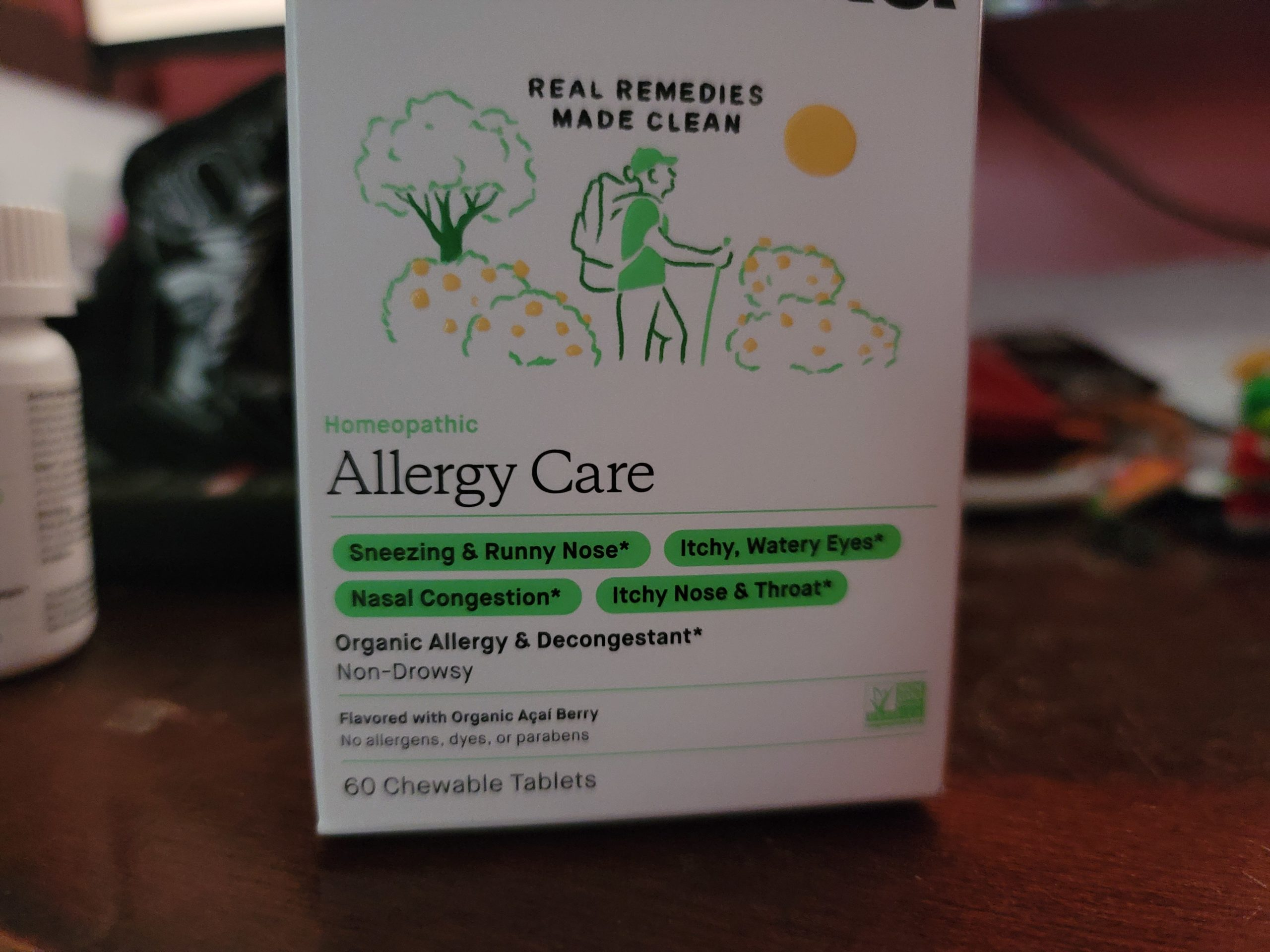 Allergies – Trying a New Tactic