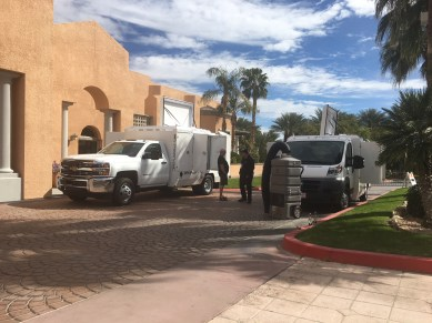 hypervac duct truck and revolution hybrid vacuums