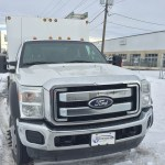 Just in Time duct trucks front grill
